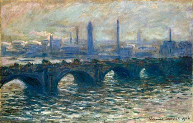 Monet-waterloo-pont-londres