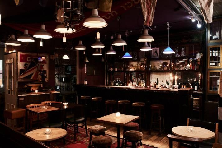 Bar LASSCO, Londres, pour des soirées privées
